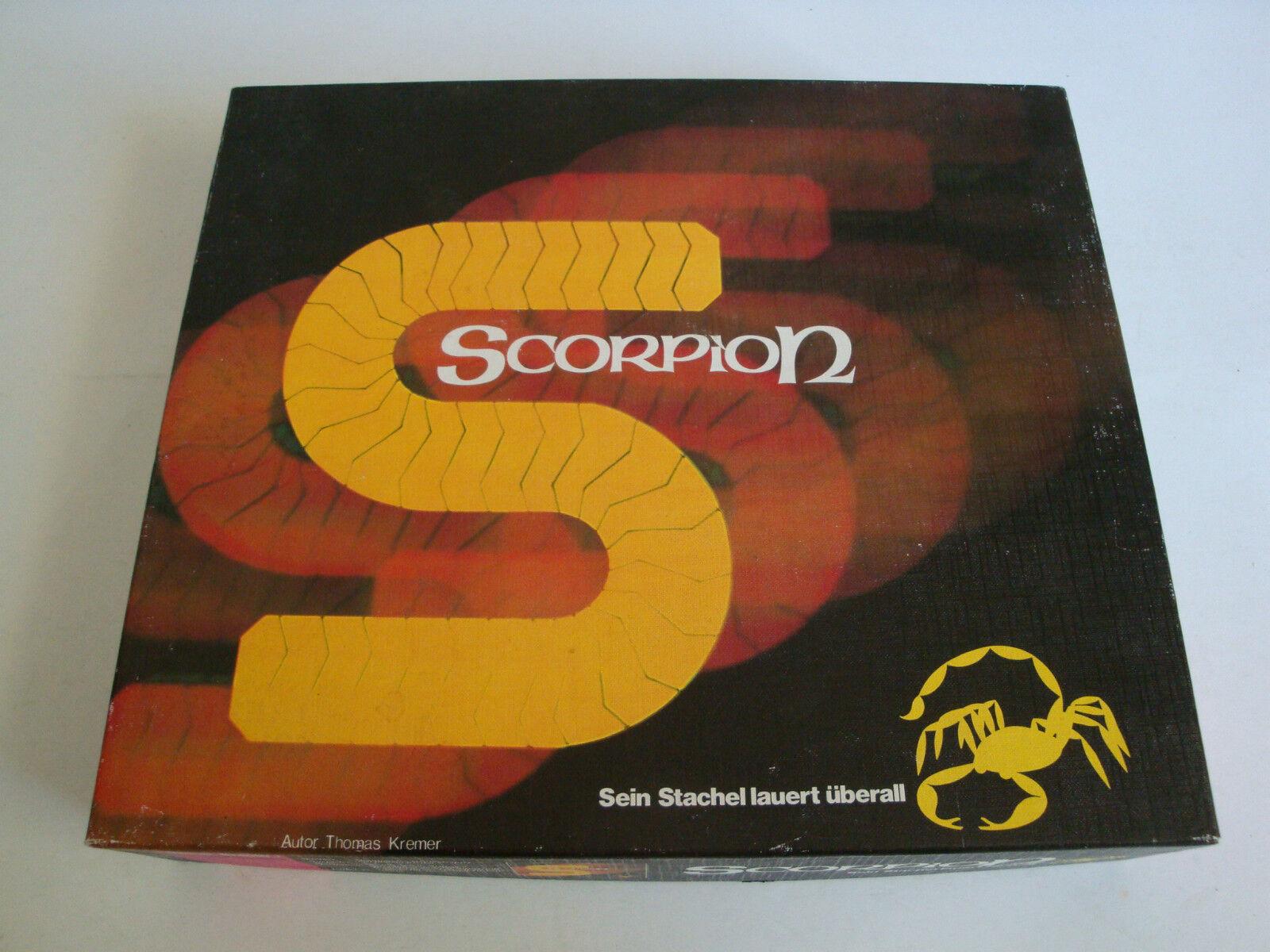 Scorpion - Sein Stachel lauert überall