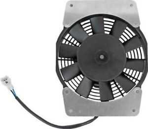 2012-2014 YAMAHA GRIZZLY 550 Performance Replacement Radiator Cooling Fan 12v