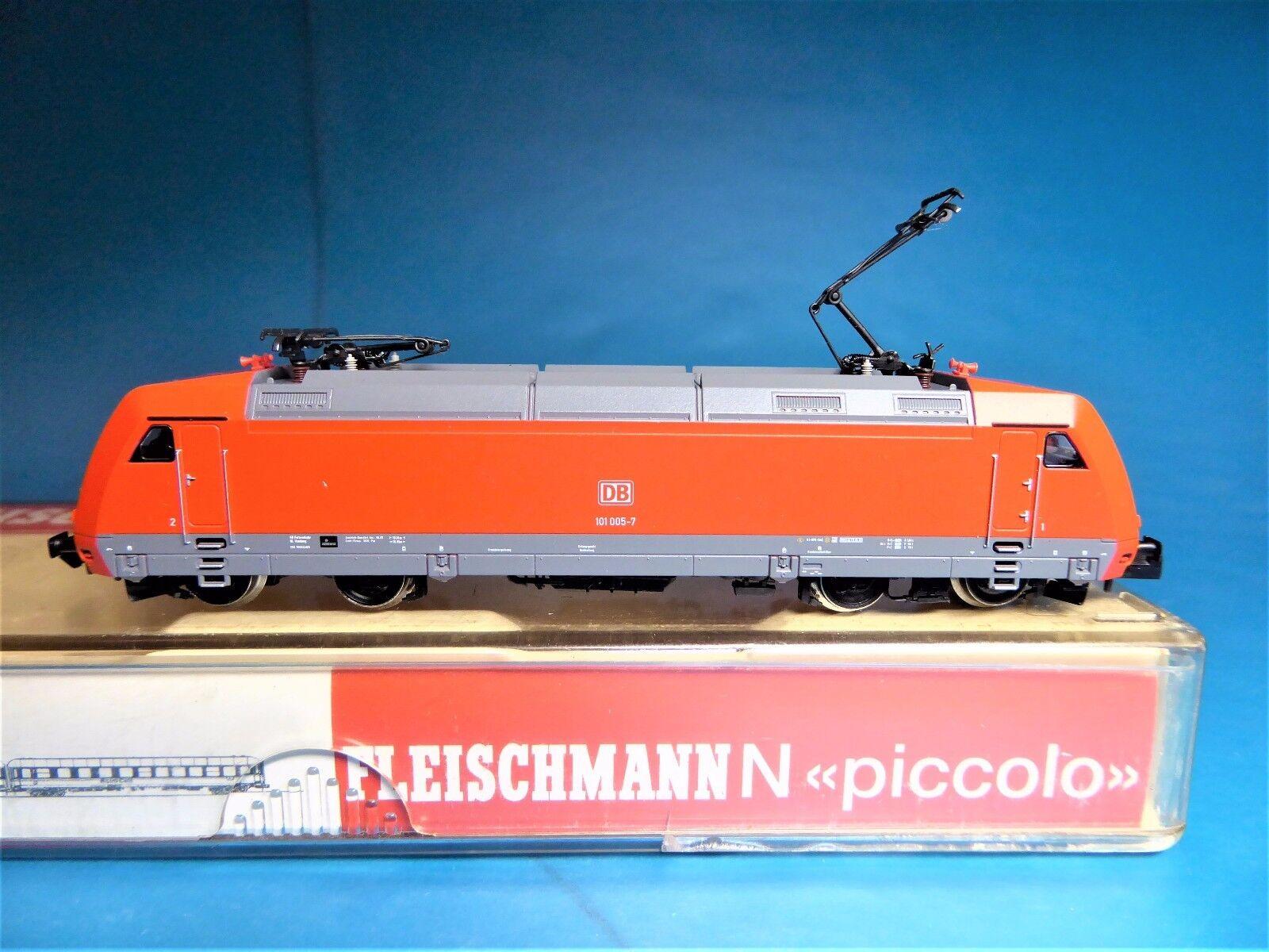Fleischmann N 7355  Digital LENZ : e101 005-7 DB AG e-Lok