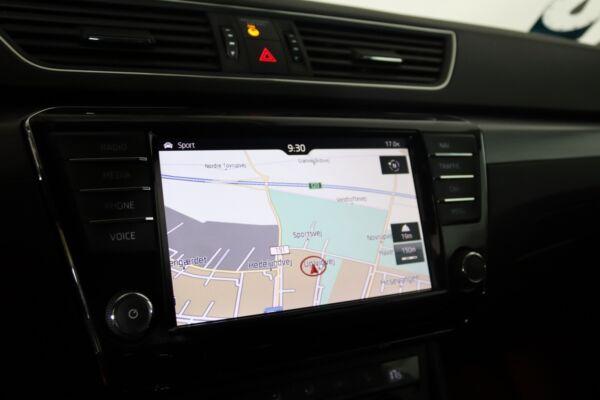 Skoda Superb 2,0 TDi 150 Style Combi DSG billede 11