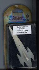 Uncharted Seas Thaniras Elves Battleship STE002 MINT Spartan Games