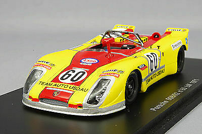 Spark 1 43 Porsche 908  2 1971 Le Mans 24h H.Weigel   C.Haldi från japan
