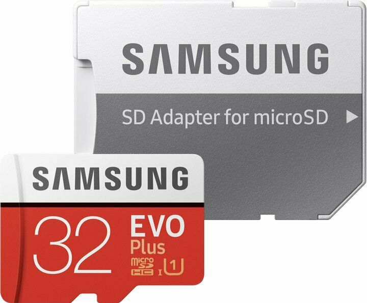 Samsung SM-N915 Cell Phone Memory Card 32GB microSDHC Memory Card with SD Adapter