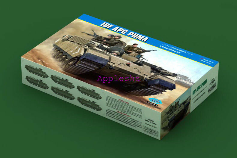 Hobbyboss 1 35 83868 IDF APC Puma Tank Model Kit