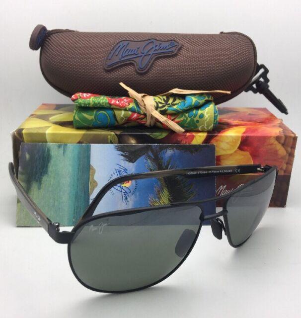 bdb2c3023eff Maui Jim 728 2m Castles Aviator Sunglass Eyeglass Frame #419 for sale  online | eBay