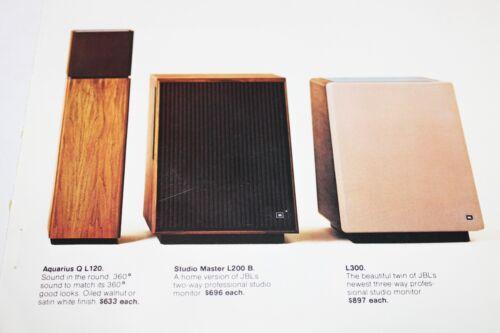 """New Burnt Orange Fabric for JBL Studio Monitor Speaker Grilles 18/"""" x 66/"""""""