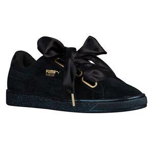 puma heart basket shoe laces
