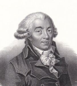 Portrait-XIXe-Vergniaud-Pierre-Victurnien-Convention-Girondins-Revolution