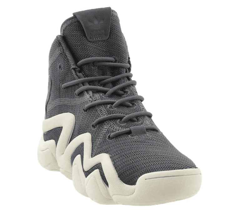 Adidas Verrückt 8 Adv Größe US 8 M (B) Eu 40 Damen Basketballschuhe Grau AH2315