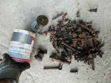 Farmall Ih H Rc Tractor Assortment On Nuts Bolts Parts Pieces Oil Fill Cap