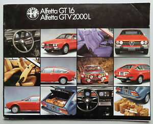 V12840-ALFA-ROMEO-ALFETTA-GTV-1600-amp-2000-CATALOGUE-11-79-22x28-FR
