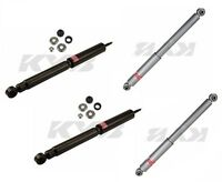 Dodge Ram 2500 1994-2002 Complete Front & Rear Shock Absorbers Kyb