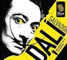 SALVADOR DALI-THE ICONS SERIES (BUIKA, ELBICHO, URBAN AIRE, ...)  CD NEU