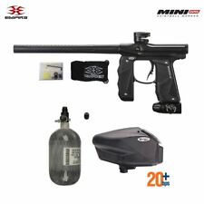 690e64c5142aa1 item 4 Maddog Empire Mini GS HPA Compressed Air Paintball Gun Package C  Dust Black -Maddog Empire Mini GS HPA Compressed Air Paintball Gun Package  C Dust ...