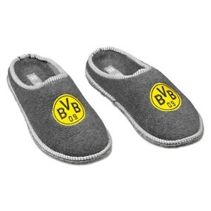 BVB-Filzpantoffel-Gr-38-47-Borussia-Dortmund