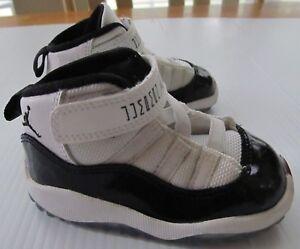 aa530875759d Toddler Boy s Air Jordan 378040-0107 Retro 11 TD Concord 2011 Size 5 ...