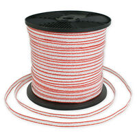 Segawe Prod. 1312ft Electric Fence Poly Tape-1-1/2x1312' Polytape