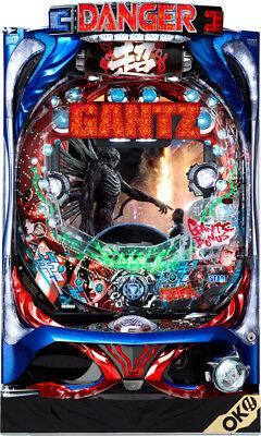 GANTZ Pachinko Machine Japanese Slot Pinball Anime | eBay