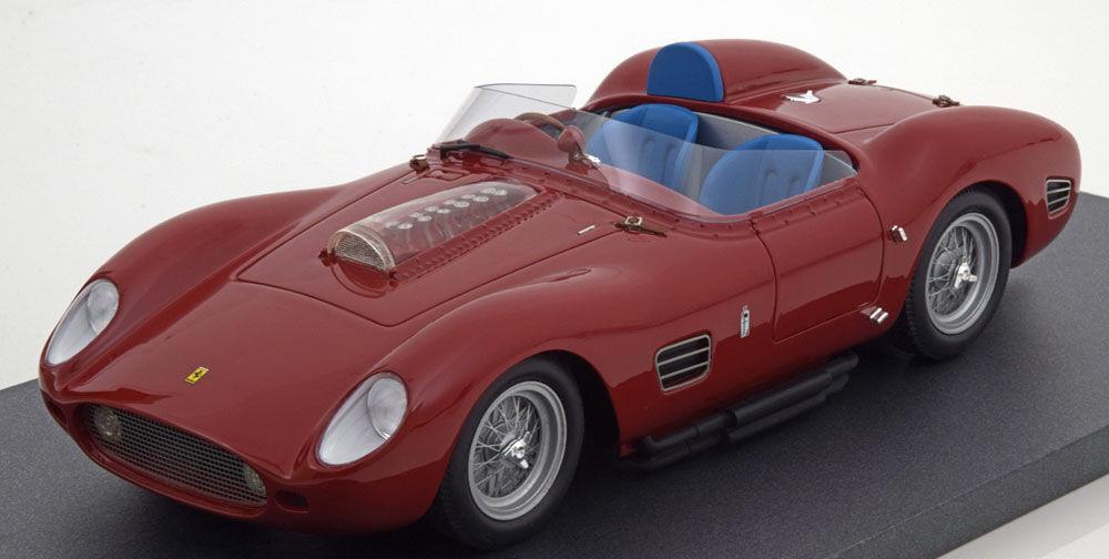 Ferrari 250 Tr Couleur Rouge le de 100 en 1 18 Echelle Nouvelle Version