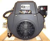 Robin Subaru V-twin Engine 25 Hp Ohv Eh72 Lp/ng 1-1/8 X 4 Eh722ld2580