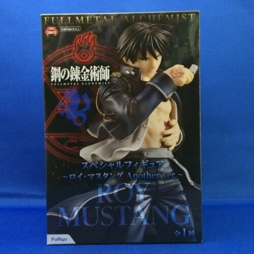 Fullmetal Alchemist FuRyu New Cool Roy Mustang Special Figure Another Ver