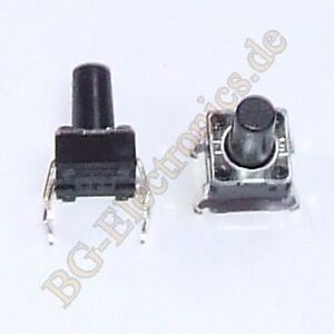 10-x-Micro-Taster-B3F-1070-Einzeltaster-Typ-B3F-1070-Omron-10pcs