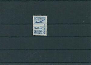 Finlande-1958-Mi-488-Neuf-MNH-Plus-Sh-Boutique