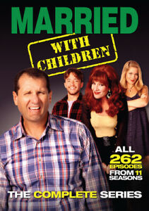 Married...With Children: The Complete Series [New DVD]
