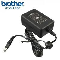 Genuine Brother Ac Adapter Ad24es / Ad-24