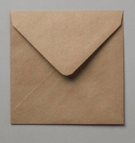 "24 colours 130 x 130mm Square Diamond Flap Envelopes 100gsm for 5 x 5/"" cards"