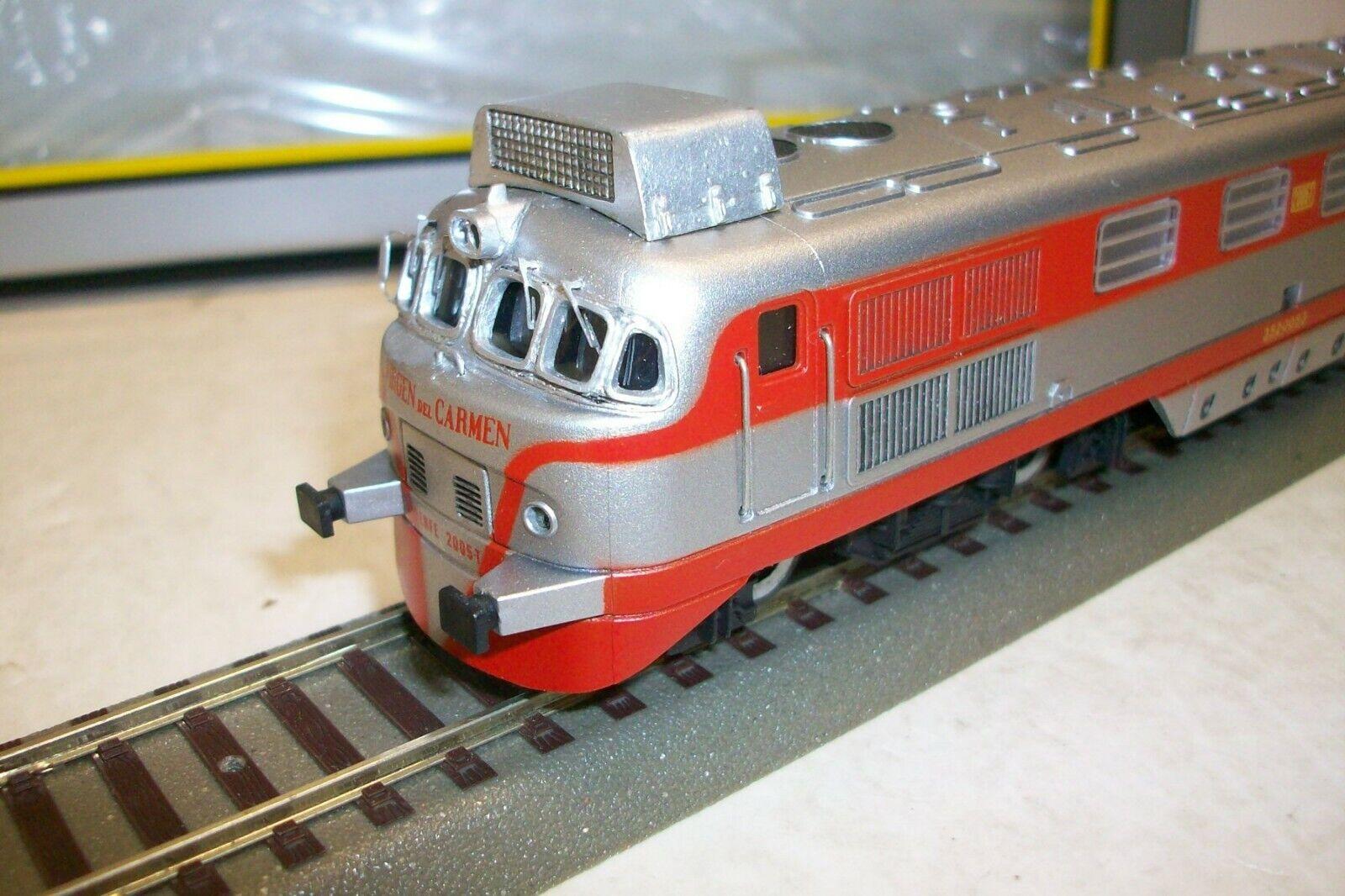 HO IBERTREN 2108 TALGO   Loc.Diesel 2000 talgo reformada, con luces.