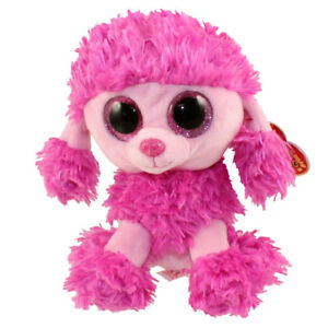 Image is loading Patsy-The-Pink-Poodle-Plush-Soft-Toy-Ty- ee0e71c7f93b