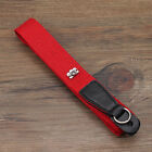 Cam-in cotton shoulder neck strap for micro single camera Red leica M
