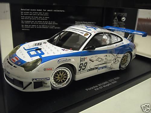 PORSCHE  911 ( 996 ) GT3 RSR 06 JETALLIANCE 1 18 AUTOart 80672 voiture miniature