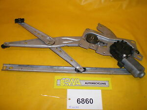 Fensterheber-Motor-vorne-rechts-Renault-Laguna-400371A-Nr-6860-E
