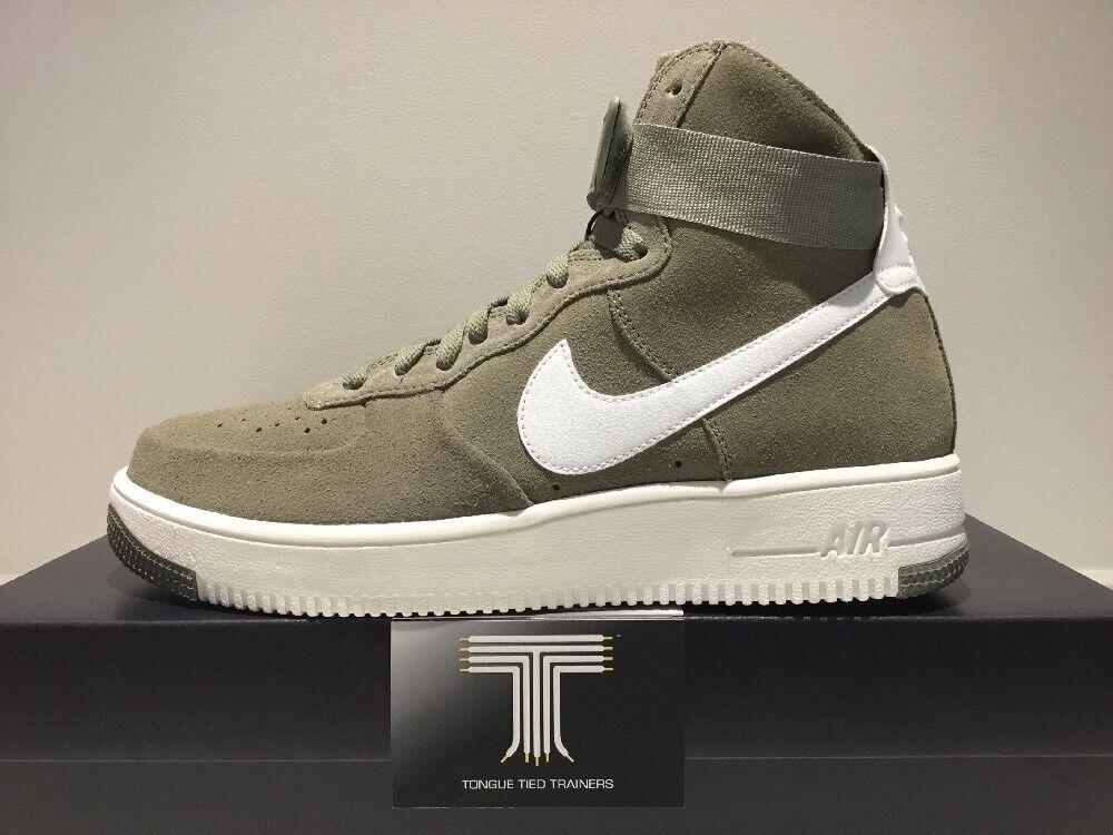 Nike Air Force 1 Ultraforce AF1 Hi ~ 880854 003 ~ Uk