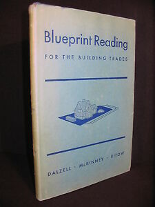 Blueprint reading for the building trades dalzell mckinney ritow image is loading blueprint reading for the building trades dalzell mckinney malvernweather Gallery