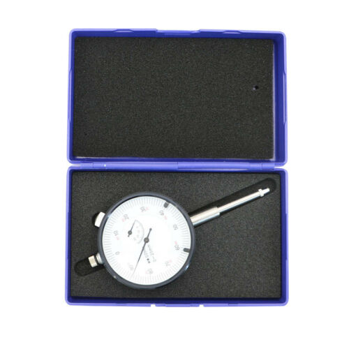 0-20 mm Metric Dial Indicator 0.01 mm with strong box Dial Gauge Indicators Tool