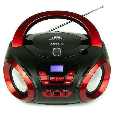 Electronics Boomboxes alpha-grp.co.jp Headphone Jack and MP3 USB ...