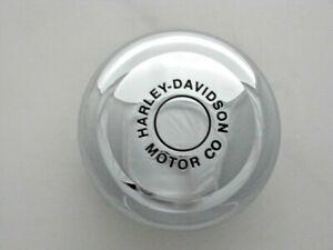 Harley Davidson Motor Co. Hupe Hupenabdeckung Horn Cover chrom rund