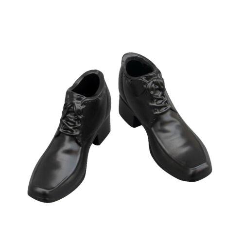 Botas 12 /'/' Zapatos De Lona Para Hombre De Escala 1 Zapatos De Vestir 6