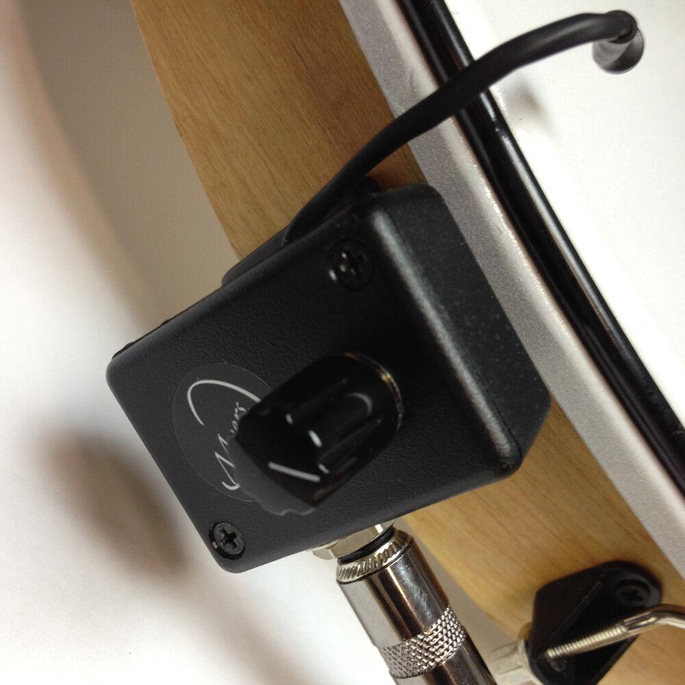 Micrófono no sintonizable bodhran W 6  Micro-micrófono de de de cuello de ganso por Pastillas Myers  alta calidad