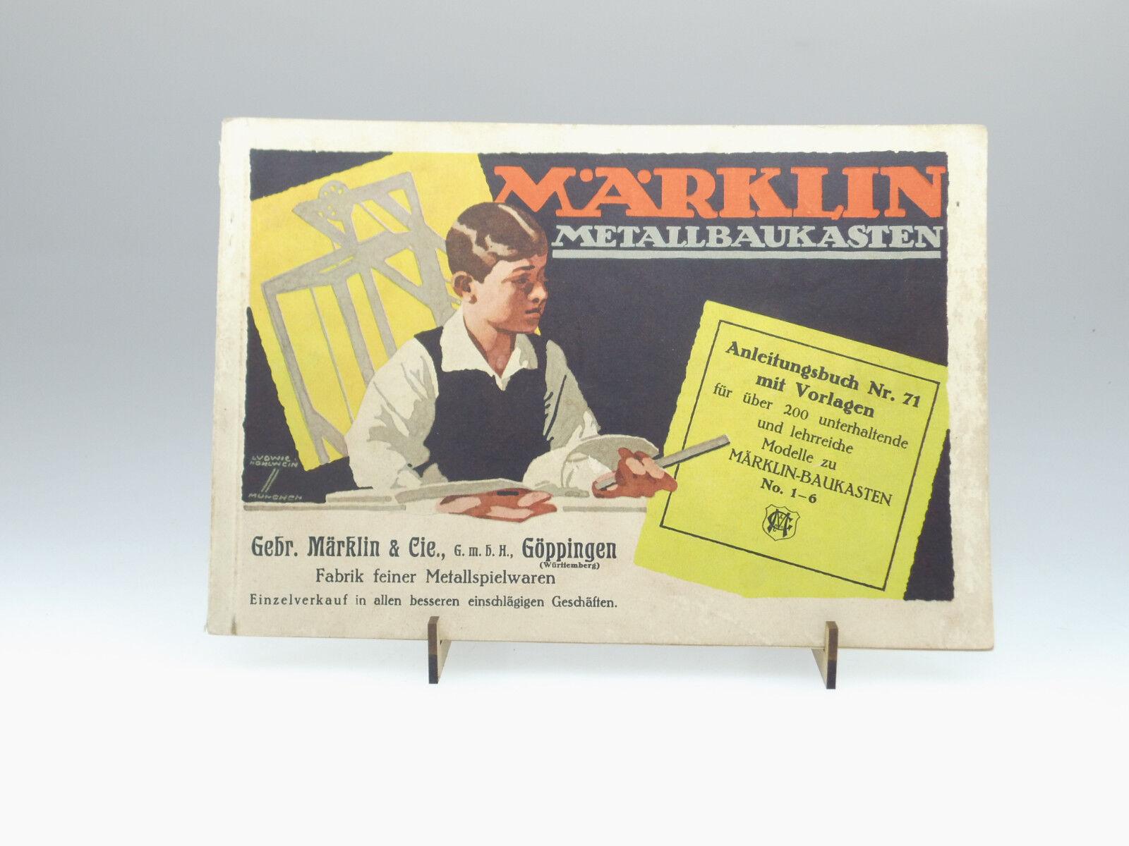 81/436    metallo costruzione modulare catalogo 71/recipe di 1924