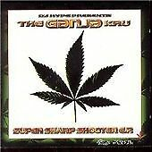 The Ganja Kru - Super Sharp Shooter EP (CD 1996)  NEW AND SEALED