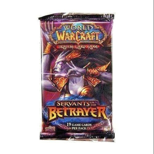 Nether-Rocket Loot? Servants of the Betrayer Booster Pack x 1 Warcraft