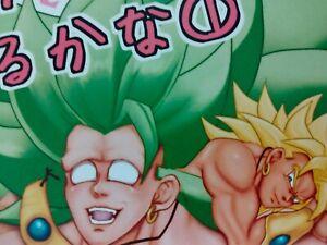 Dragon Ball Handgefertigt doujinshi Broly X Broly (A5 16pages)