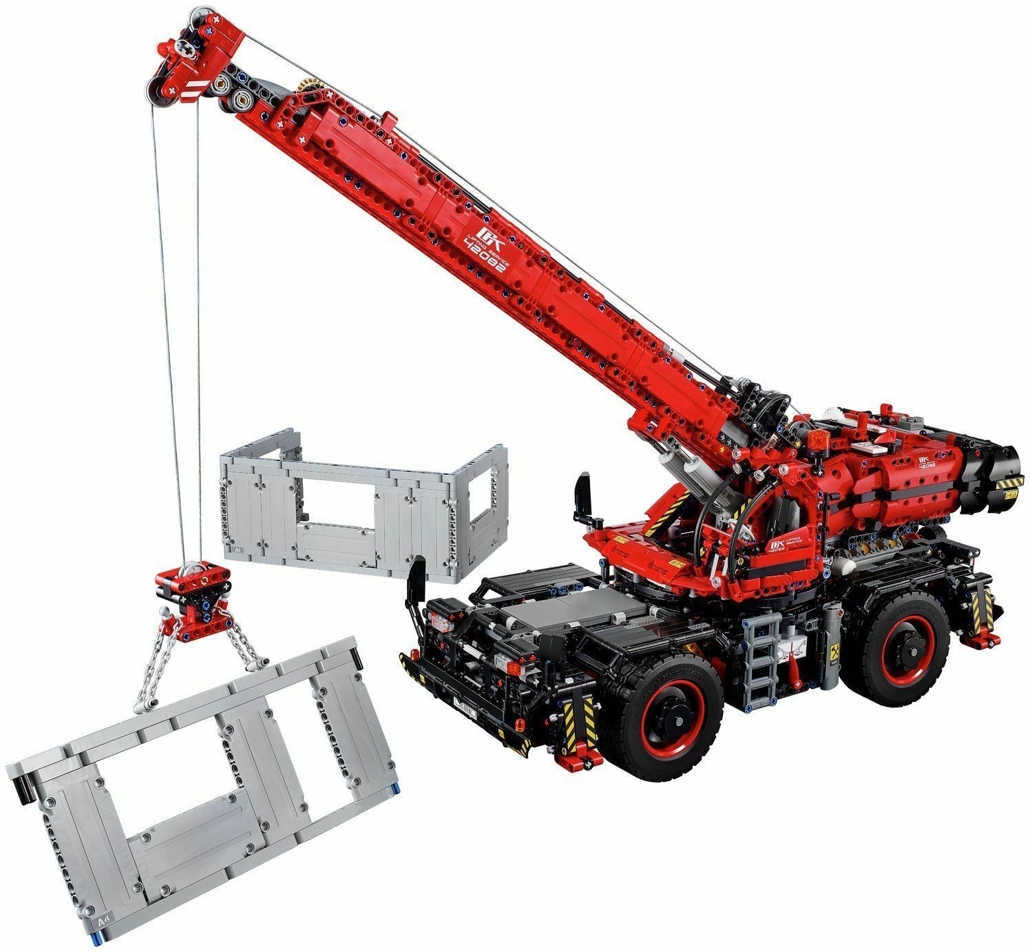 LEGO Technic Rough Terrain Crane - 42082 - 11+ Years