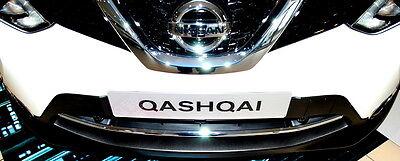 Nissan Qashqai 2014 Ice Chrome Premium Pack New Genuine KE6004E002IC