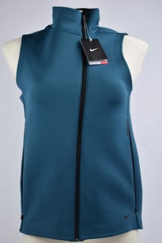 Xs Max 307 Nike l Teal Nwt Sphere pour 718910 Vest Therma 155 Femme Training qAxxw7zX