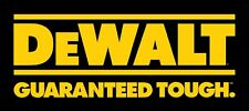 Dewalt Vinyl Banner Flag Sign Retail Store Garage Workshop Wood Shop Power Tools